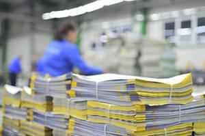 Printed Material Shipping